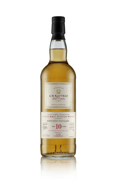 Knockdhu 2009 Single Cask