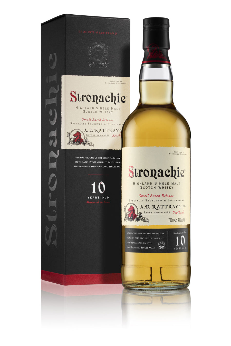 Stronachie 10 Year Old Single Malt