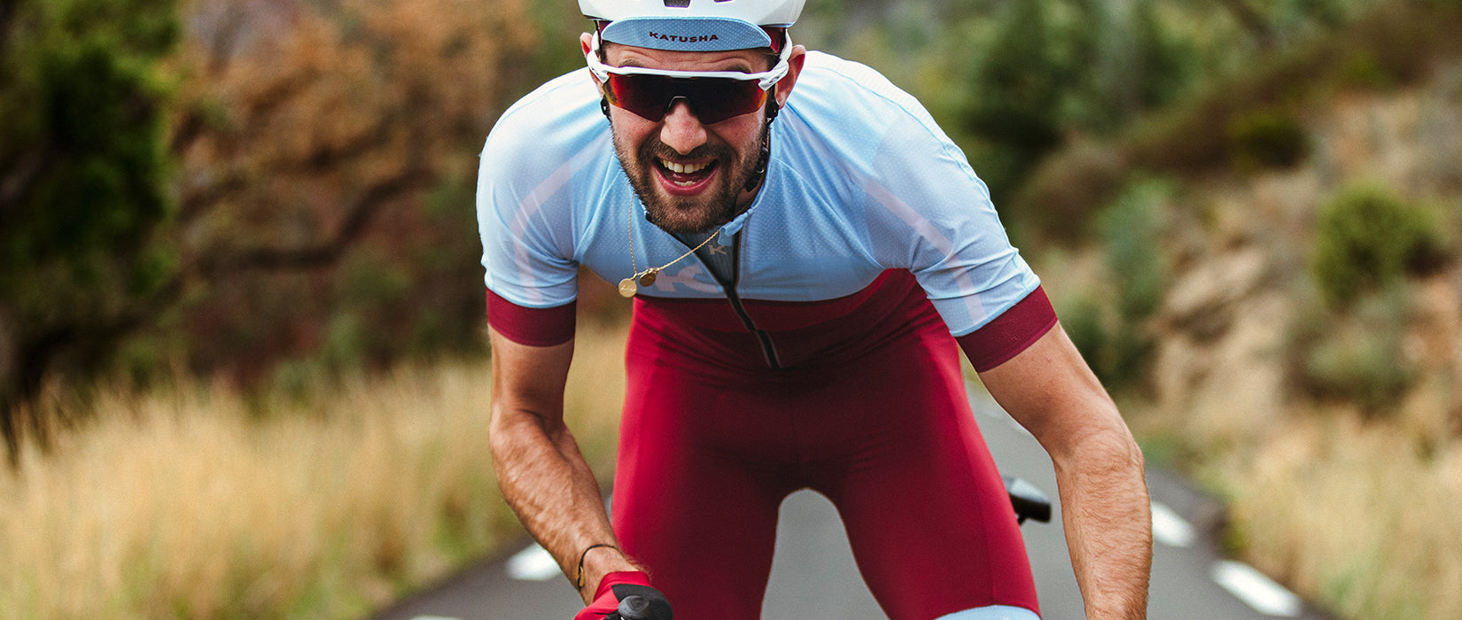 KATUSHA Cycling Clothing - Breakaway Men - Spring Summer 2020