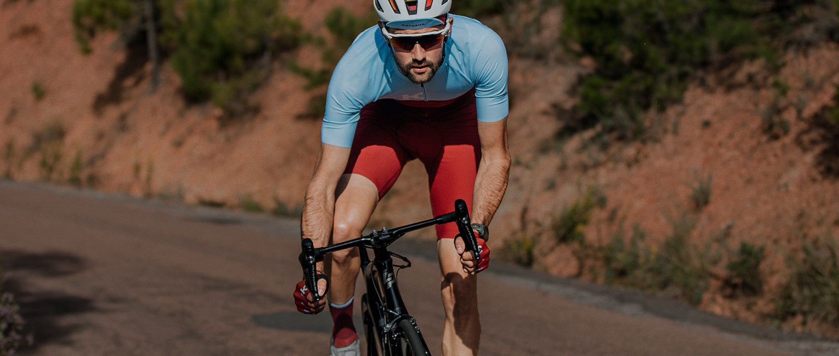 Katusha Cycling Apparel - Aero Collection