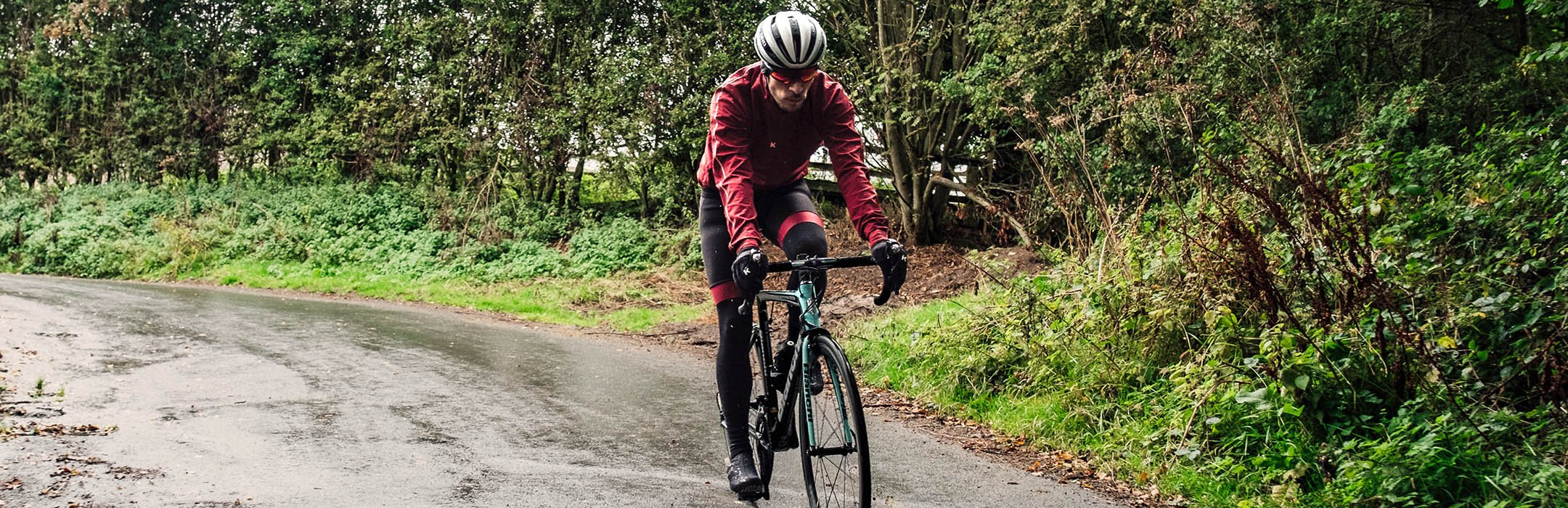 Katusha Wet Weather Protection Cycling Apparel