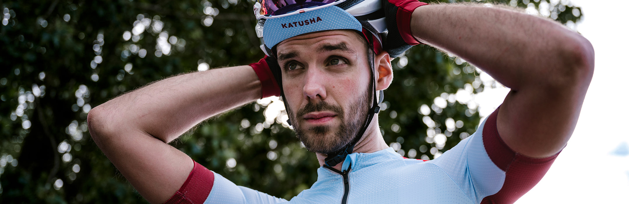 KATUSHA Performance Apparel - Men's Cycling Caps