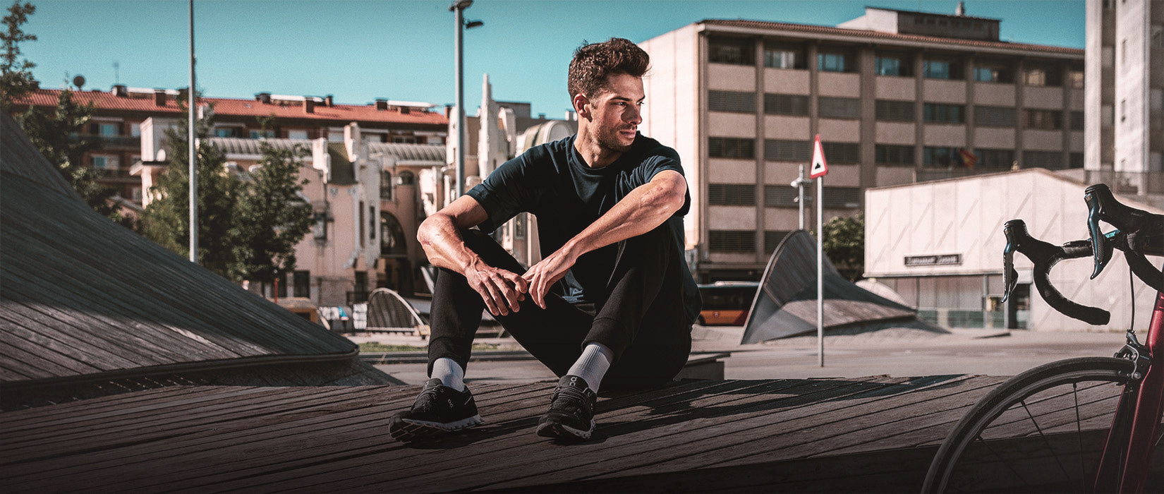 Katusha urban cycling apparel - Commuter Men's Pants and Shorts