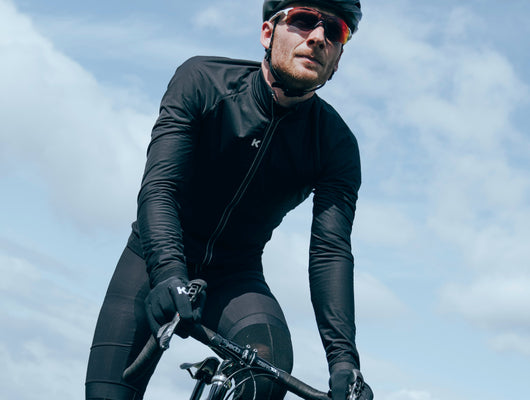 Katusha performance cycling apparel - merino jacket