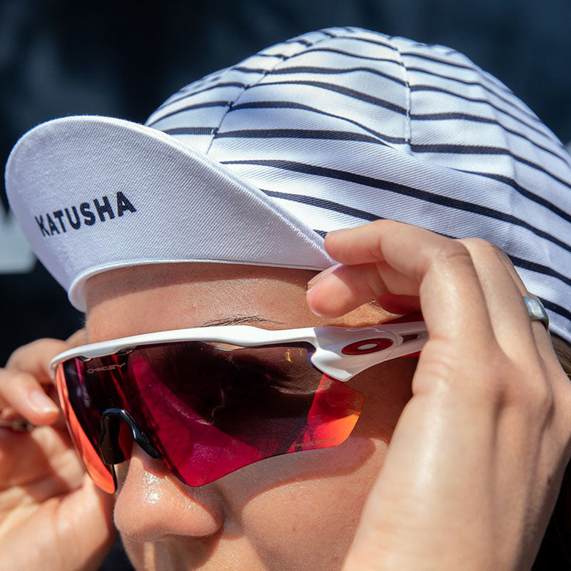 katusha women's cycling clothes - headwear