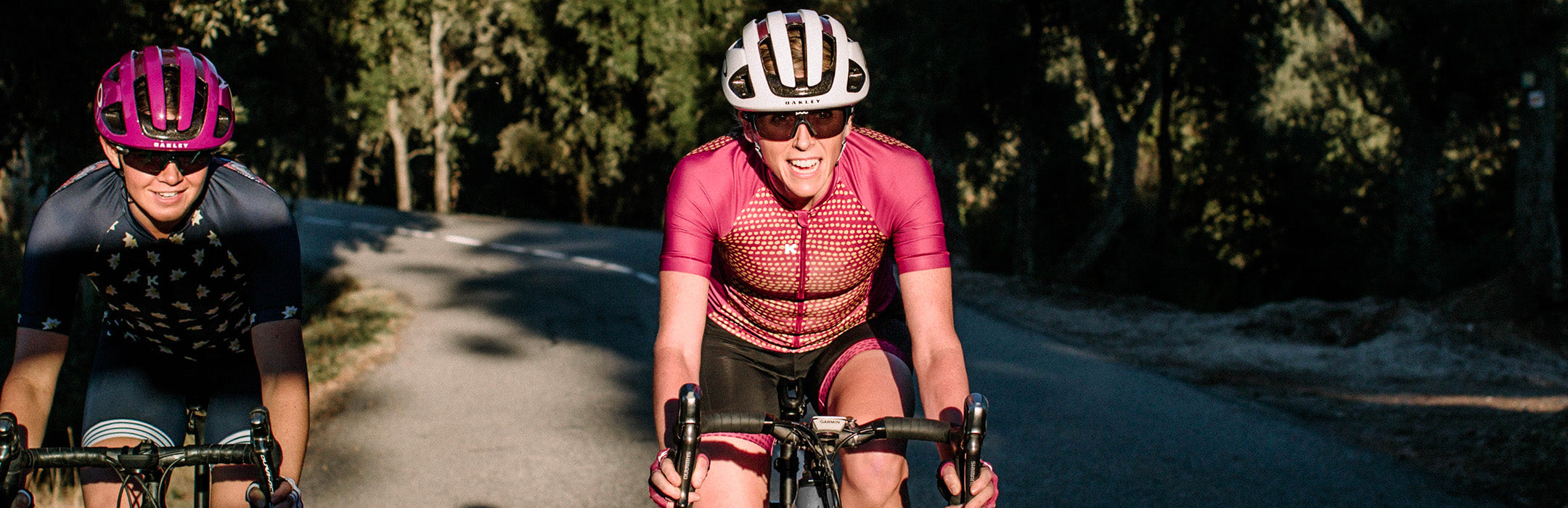 katusha women's performance cycling apparel - allure collection
