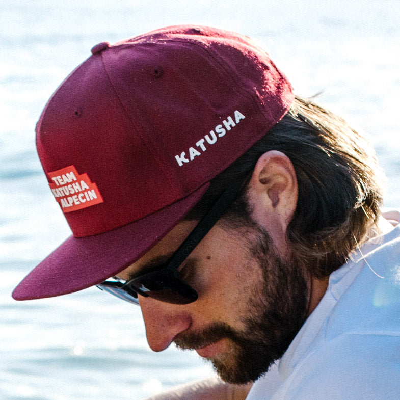 Team Katusha Alpecin Cycling Headwear