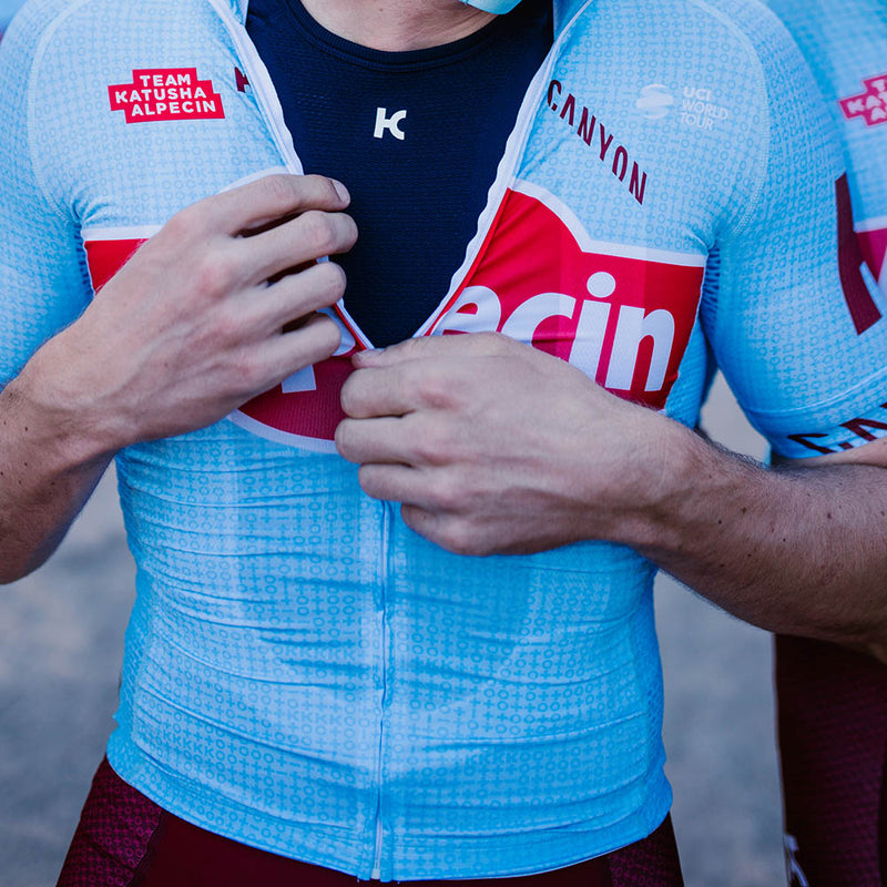 Team Katusha Alpecin Cycling Jerseys