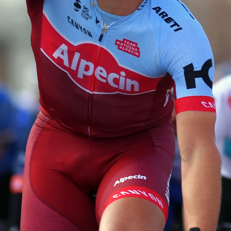 Team Katusha Alpecin Cycling Kit
