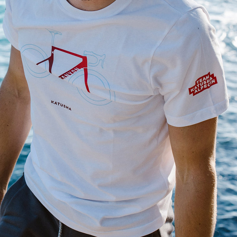 Team Katusha Alpecin Cycling T-Shirts