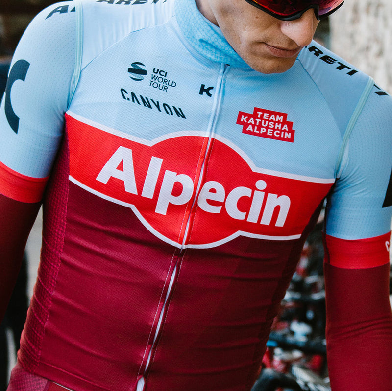 Team Katusha Alpecin Cycling Vests