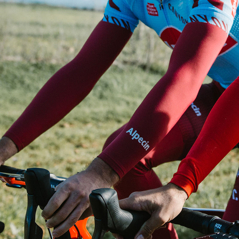 Team Katusha Alpecin Cycling Warmers