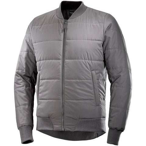 Katusha INSULATED Cycling Jacket - Iron Gate