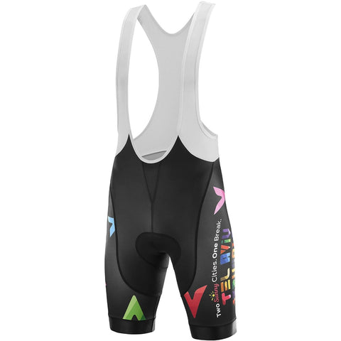 TEAM Bib Shorts - Israel Start Up Nation