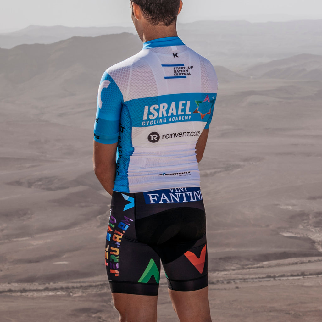 Team Israel Start Up Nation Cycling Bib Shorts