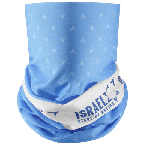 Team Israel Start Up Nation Light Neck Tube Blue