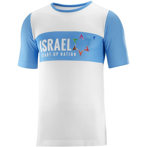 TEAM Seamless T-Shirt - Israel Start Up Nation