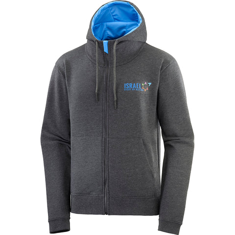 TEAM Full Zip Hoodie - Israel Start Up Nation