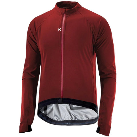 Katusha Men's 3L RAIN Cycling Jacket - Sangre