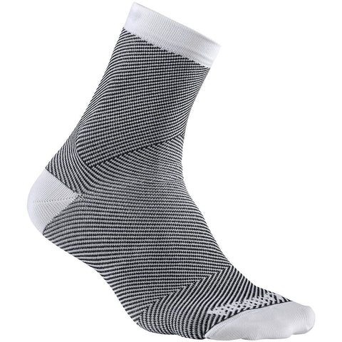 Katusha 90 DEGREES Cycling Socks - White