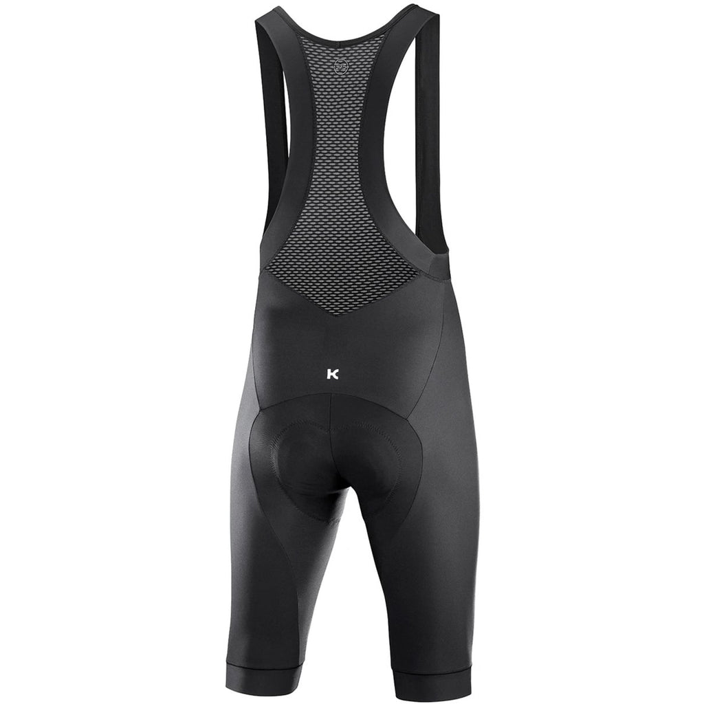 Katusha Apparel - MERINO Cycling Bib Shorts - Black