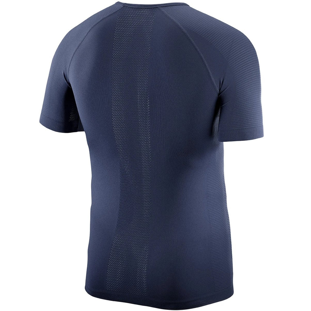 Katusha Apparel - SEAMLESS Short Sleeve Cyling Base Layer - Peacoat Blue