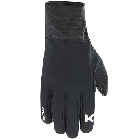 Katusha Apparel - SOFTSHELL 2.0 Cycling Gloves - Black