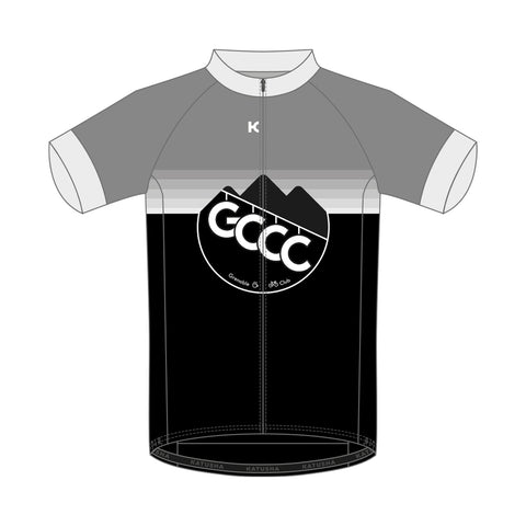 GCCC Men's Jersey - Black / Grey