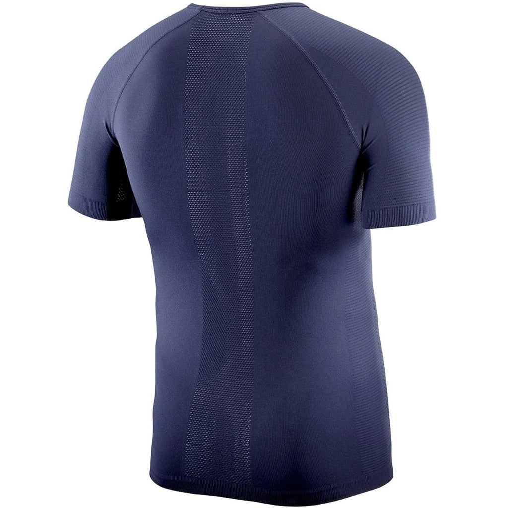Katusha SEAMLESS Cycling Base Layer Short Sleeve - Peacoat