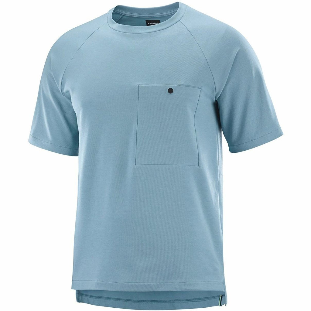 Katusha Cycling POLYCOTTON 37.5 T-shirt - Citadel