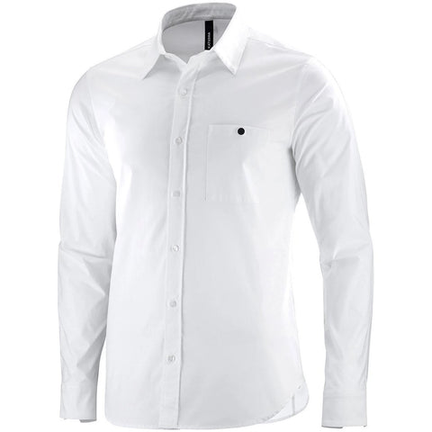 Katusha Cycling SHIRT 37.5 Long Sleeve - White