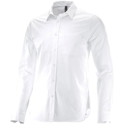 Katusha Cycling Shirt Long Sleeve - White