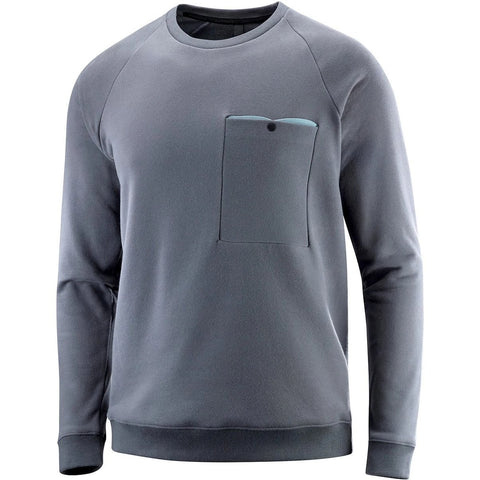 Katusha Cycling COMMUTER Sweatshirt - Iron Gate