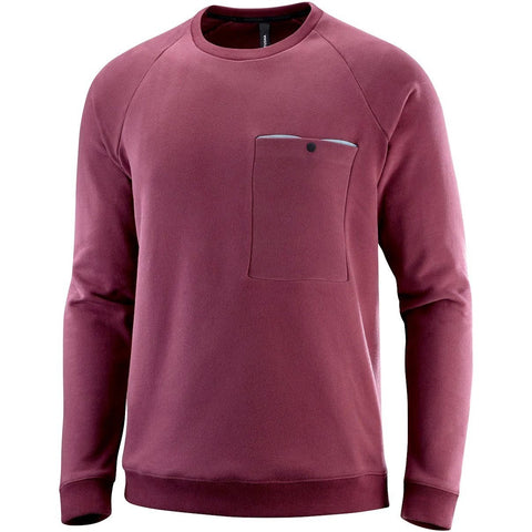 Katusha Cycling COMMUTER Sweatshirt - Vineyard