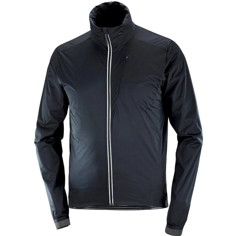 Katusha Cycling COMMUTER Windblock jacket - Black