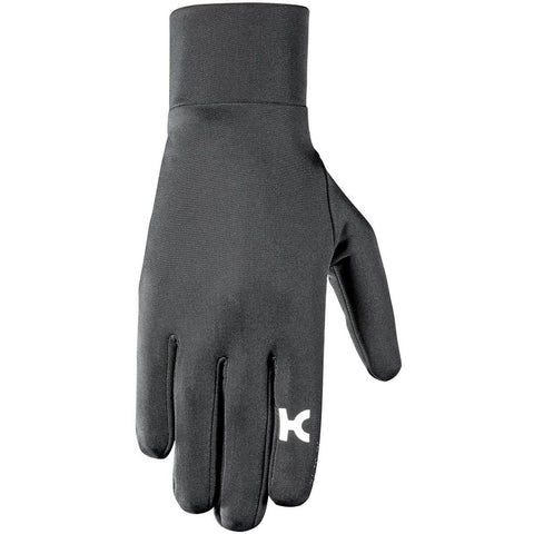 Katusha FLEECE Cycling Gloves - Black