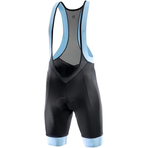 Katusha ICON Cycling Bib shorts - Black Blue