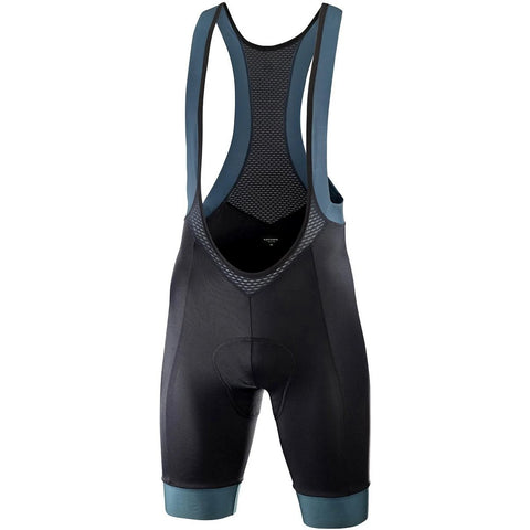 Katusha ICON Cycling Bib shorts - Black Deep Teal
