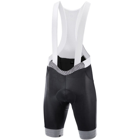 Katusha ICON Cycling Bib Shorts - Black K Illusion