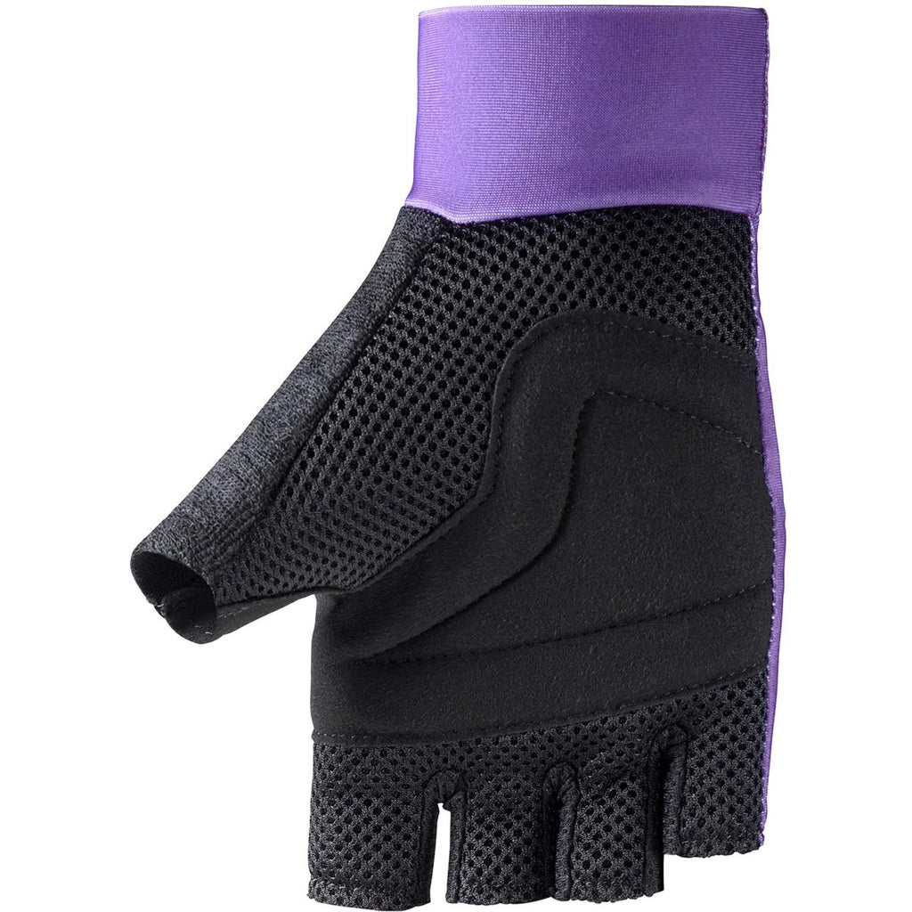 Katusha ICON Cycling Gloves - Purple