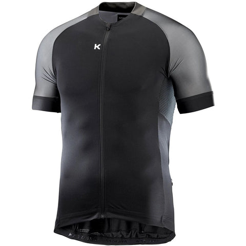 ICON Jersey SS - Black Grey