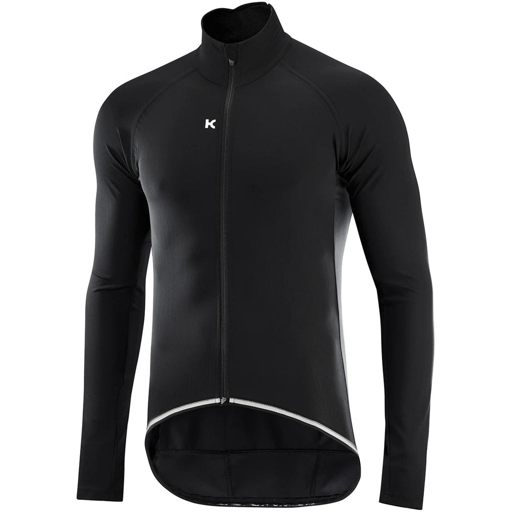 Katusha LIGHT SOFTSHELL 2.0 Cycling Jacket Long Sleeve - Black