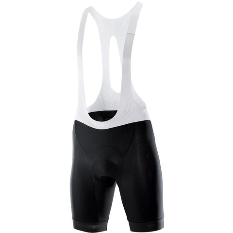 Katusha NANO Cycling Bib Shorts - Black White