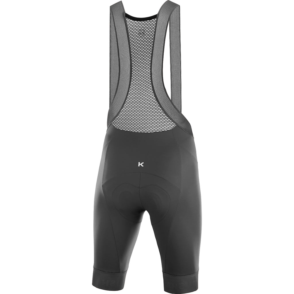 KATUSHA Men's Icon Cycling Bib Shorts - Asphalt