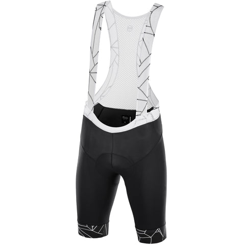 KATUSHA Men's Icon Cycling Bib Shorts - K Illusion 2/Black