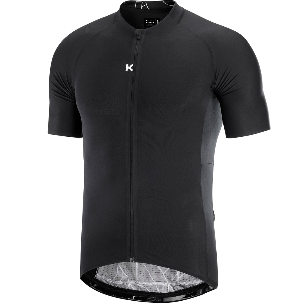 KATUSHA Men's Icon Cycling Jersey - K Illusion 2/Black