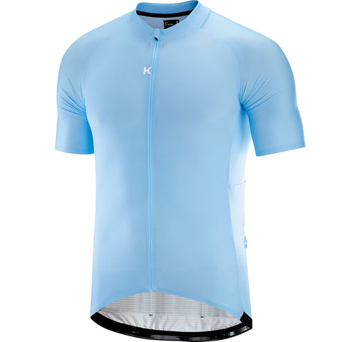 KATUSHA Men's ICON Cycling Jersey - Light Blue