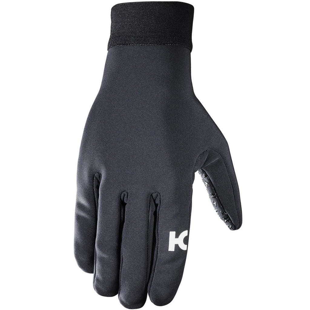 Katusha Apparel - SOFTSHELL Cycling Gloves - Black