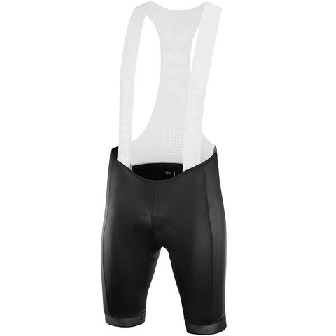 KATUSHA Men's SUPERLIGHT Cycling Bib Shorts - Black / White
