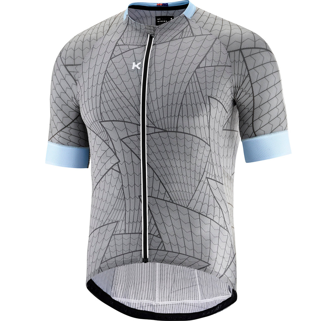 KATUSHA Men's SUPERLIGHT Cycling Jersey - Australia / Micro Chip